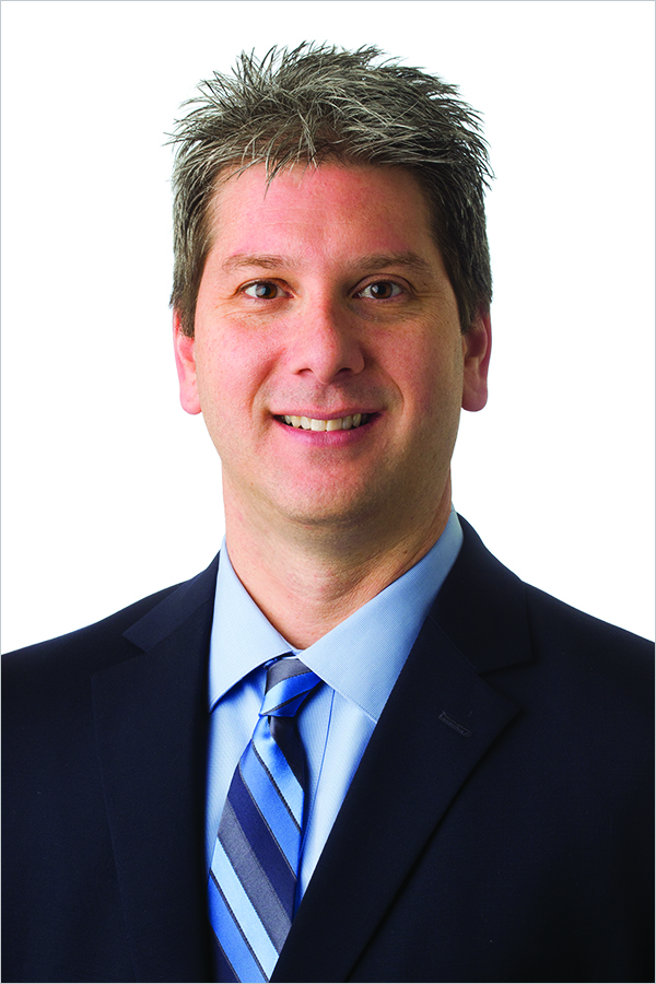 Nick Paleocrassas, CLU